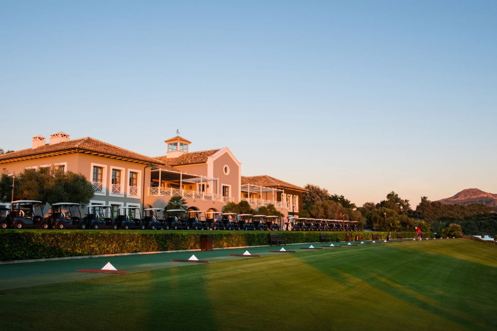 Finca Cortesin Golf Academy