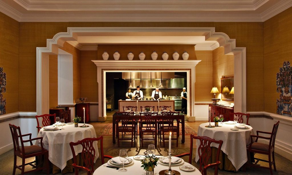 Finca Cortesin Restaurant