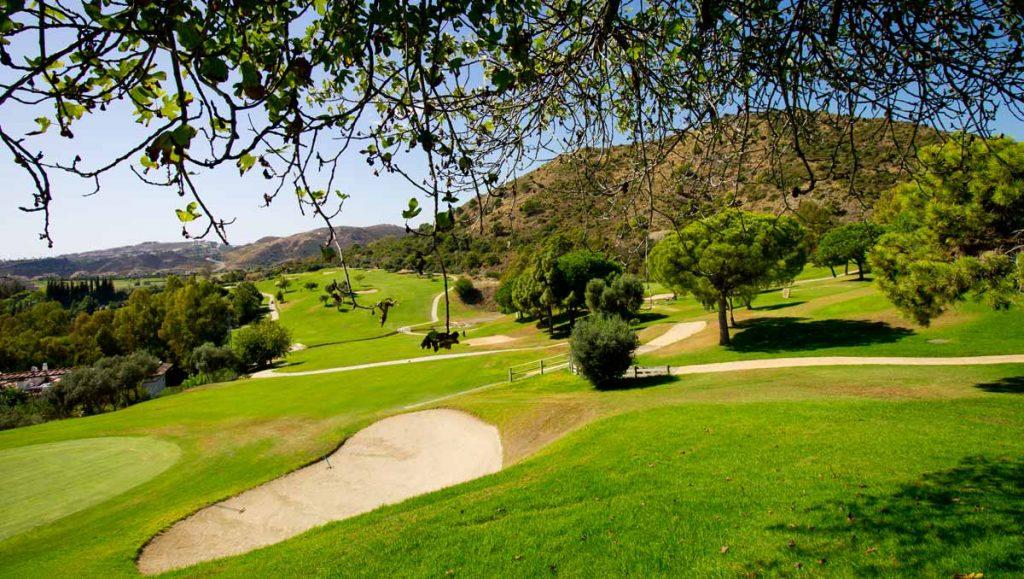 17th Hole at Los Arqueros