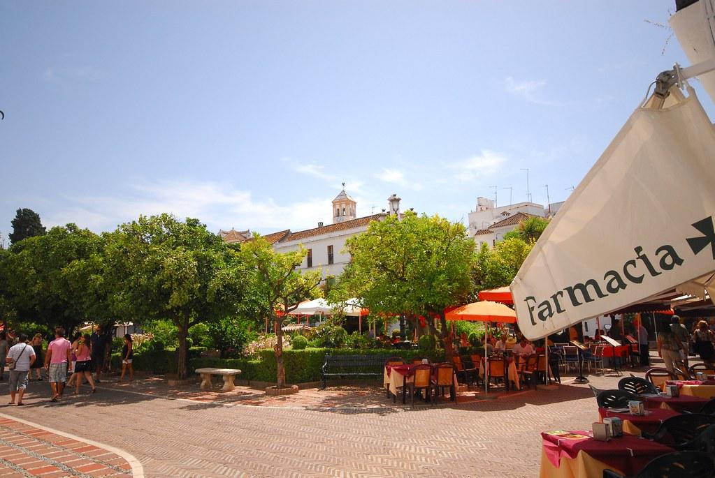 Orange Square Marbella