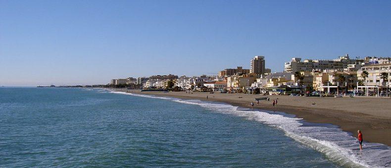 Torremolinos Beach Costa del Sol