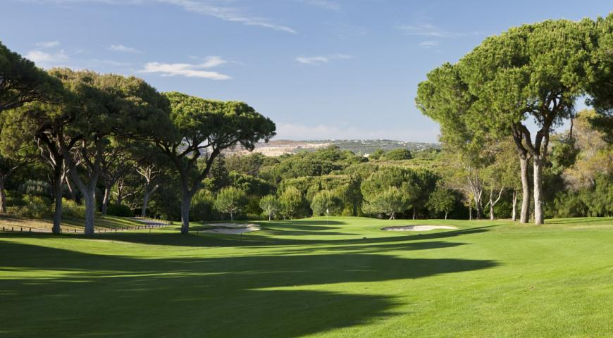 The Old Course - One of the best golf courses in the Algarve