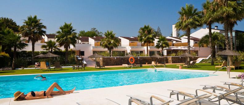 Hotel Encinar de Sotogrande Pool
